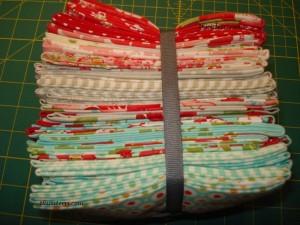 24FQ of various Bonnie & Camille fabrics